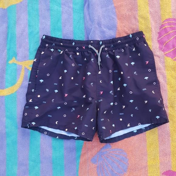 f48da2180e Pull and Bear Swim shorts. M_5ae136ed077b97fc34543cbb
